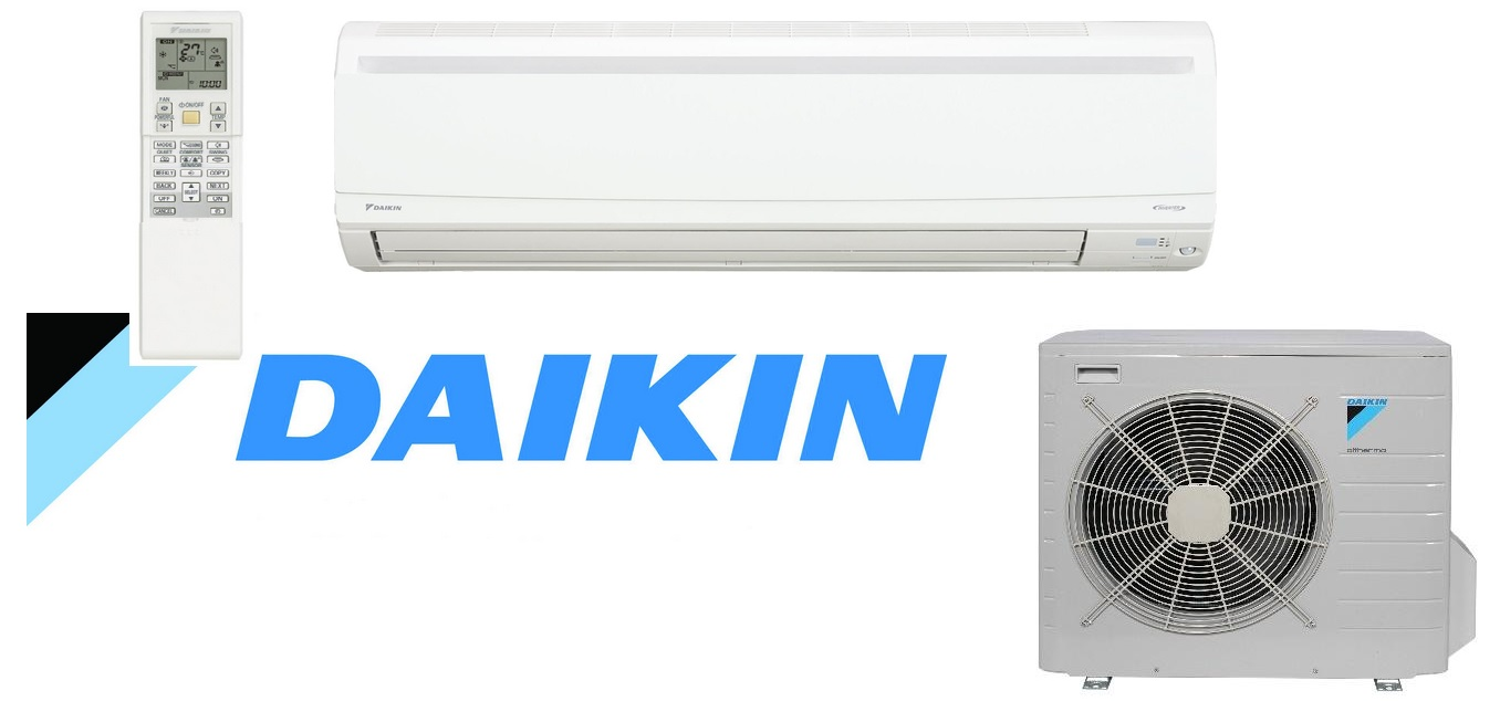 Air conditioning brand Daikin