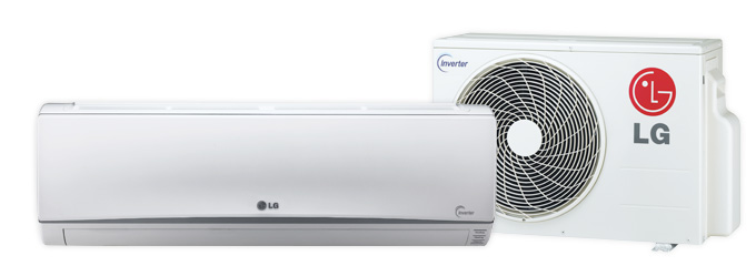 Air conditioning brand LG