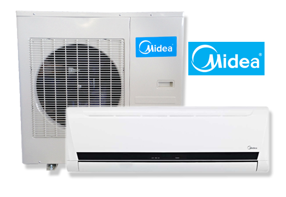 Air conditioning brand Midea