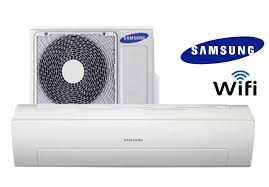 Air conditioning brand Samsung