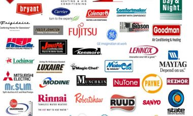 Air conditioning brands
